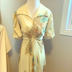 Vintage '70's Maxi Dress